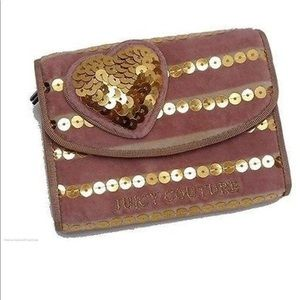Juicy couture Wallet. New with tags. Adorable